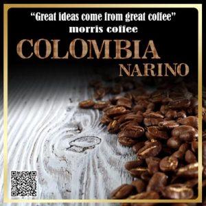 قهوه کلمبیا نارینو