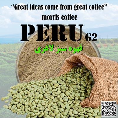 قهوه سبز لاغری پرو G2
