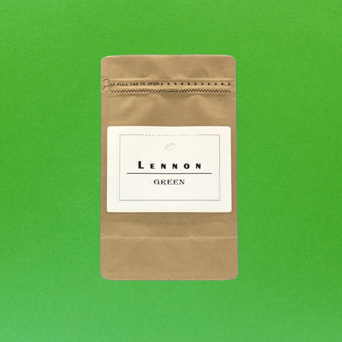 قهوه سبز لاغری لنون