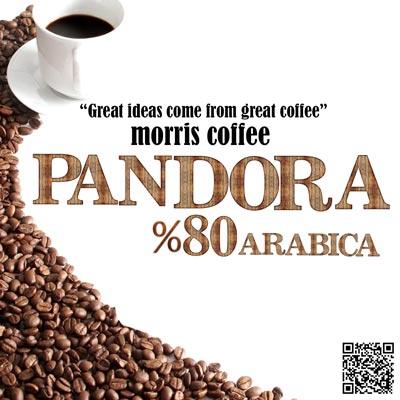 قهوه ترکیبی پاندورا