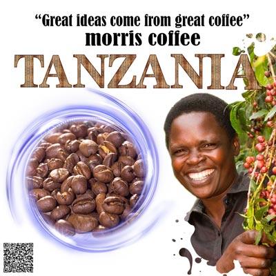 قهوه تانزانیا کلیمانجارو