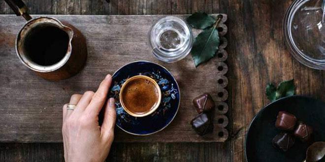 دمآوری قهوه ترک