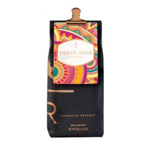 قهوه کاستاریکا نارنجو استارباکس