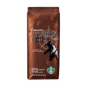 قهوه ترکیبی یوکان ارگانیک استارباکس