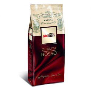 قهوه مولیناری روسو QUALITA ROSSO
