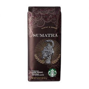 قهوه سوماترا استارباکس