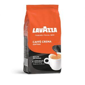 قهوه کرما گوستوسو لاوازا