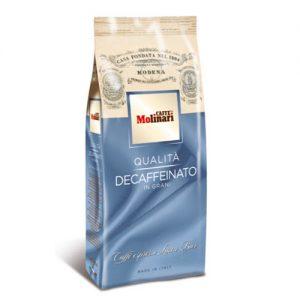قهوه مولیناری بدون کافئین DECAF