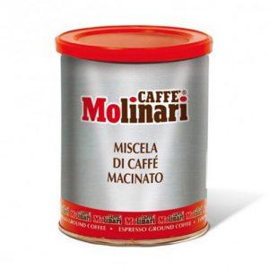 قهوه مولیناری آسیاب پنج ستاره