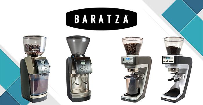 ماشین اسپرسو باراتزا (baratza)
