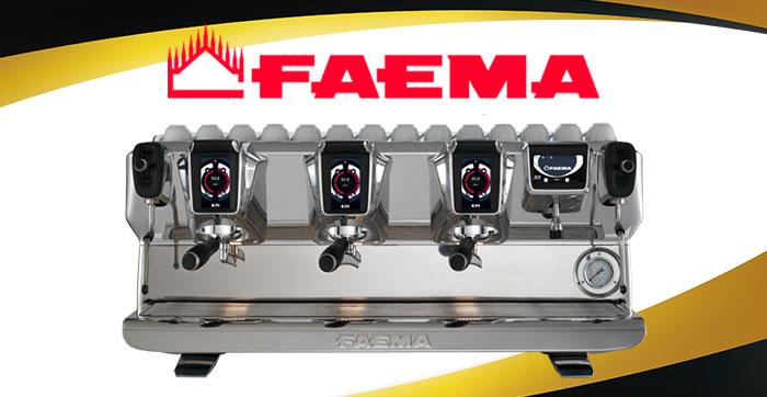 ماشین اسپرسو فائما (faema)