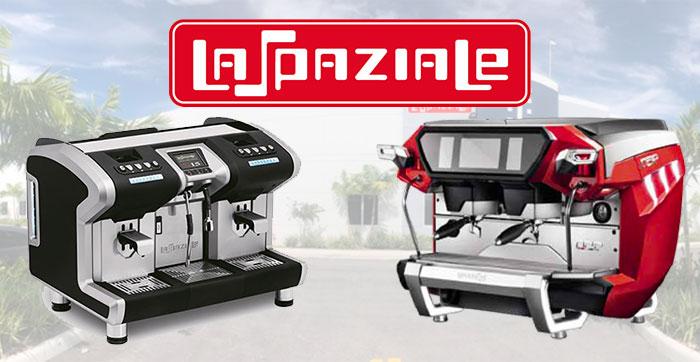 ماشین اسپرسو لاسپازیاله (La Spaziale)