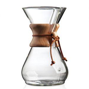 قهوه ساز کمکس مدل کلاسیک هشت فنجان