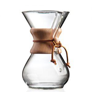 قهوه ساز کمکس مدل کلاسیک شش فنجان