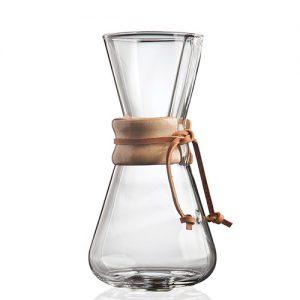 قهوه ساز کمکس مدل کلاسیک سه فنجان