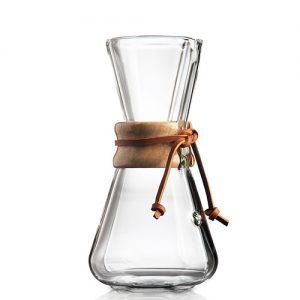 قهوه ساز کمکس مدل دستی سه فنجان