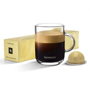 کپسول قهوه نسپرسو وانیلی کاستارد پای