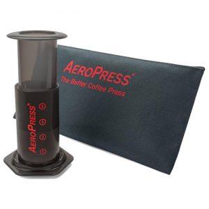 قهوه ساز اروپرس (AeroPress) همراه با کیسه TOTE