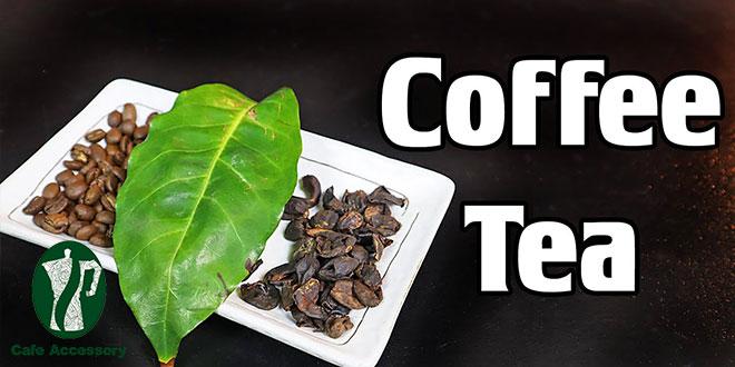 چای برگ قهوه