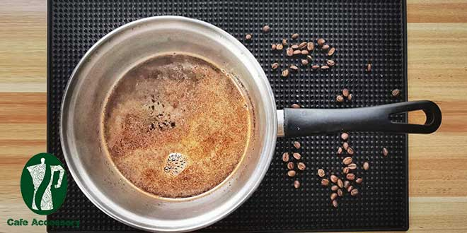 قهوه بدون فیلتر